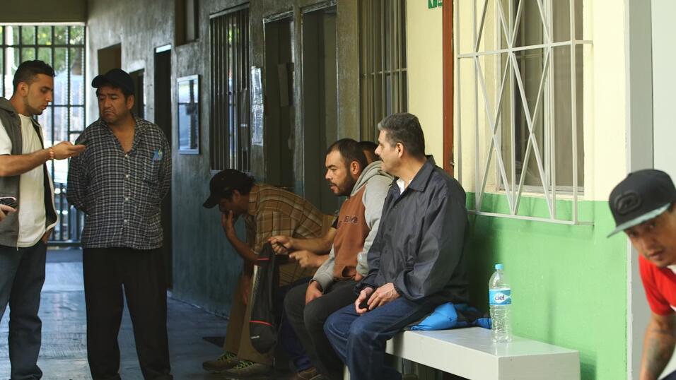 """""""El gobierno de México no está preparado para recibir tanta gente"""", opin..."""