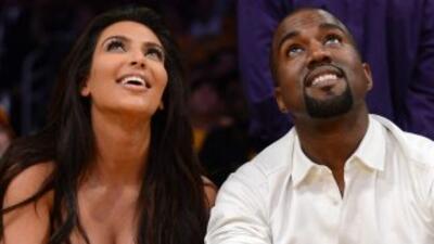 North West, hija de Kim y Kanye West
