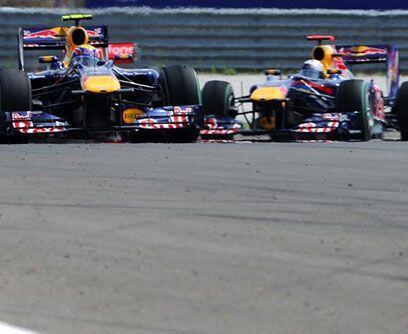 GP de TURQUÍA, 30 de mayoEl británico Lewis Hamilton de McLaren ganó el...