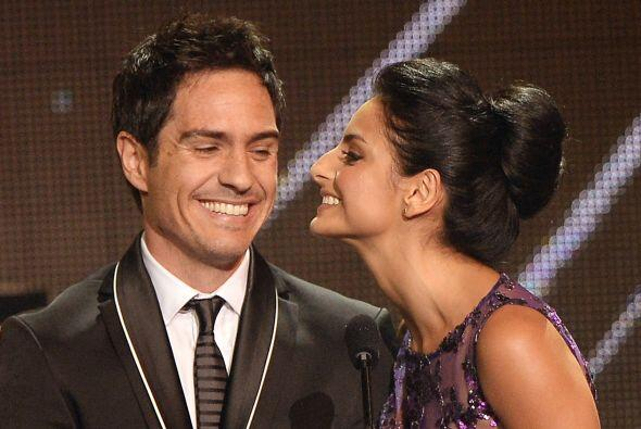 El actor compartió créditos con Aislinn Derbez.