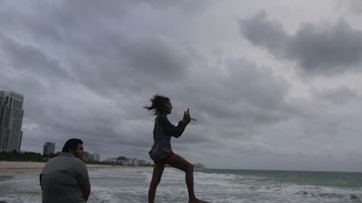 En fotos: Florida se prepara para recibir al huracán Matthew