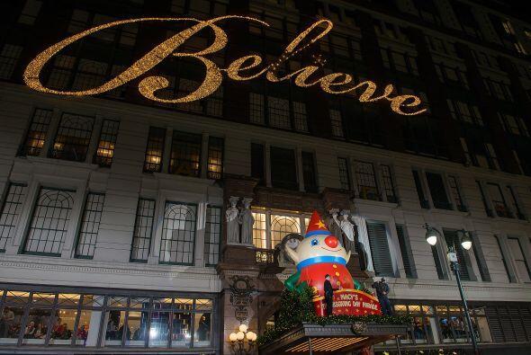 En la ciudad de Nueva York están dando los últimos toques...