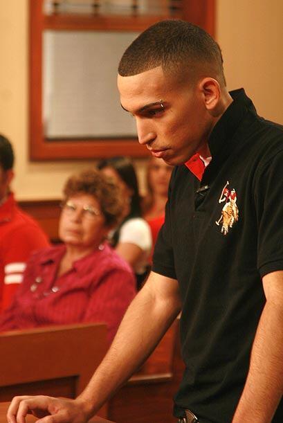 El caso es sobre el joven Jorge Alarcón, un creyente de la Santa Muerte.