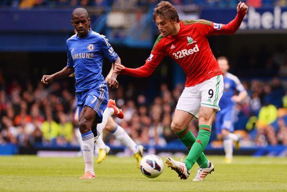 En otro juego destacado del día, el Chelsea recibió en Stamford Bridge a...