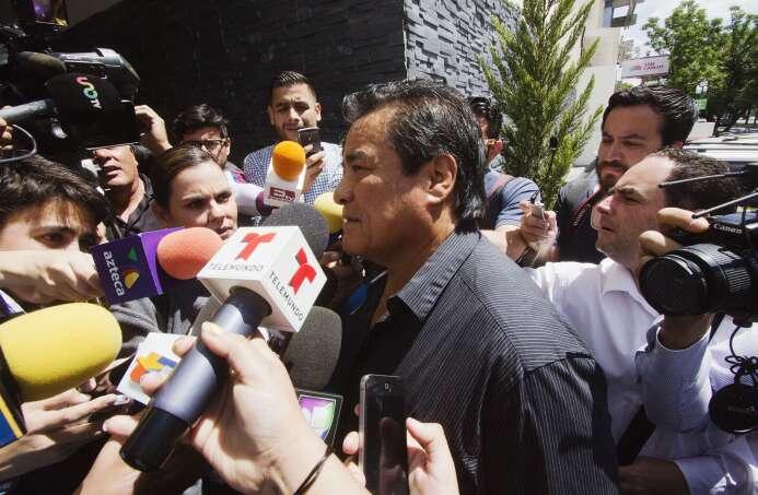 Perro Aguayo Jr: A dos años de su muerte. GettyImages-467259146.jpg