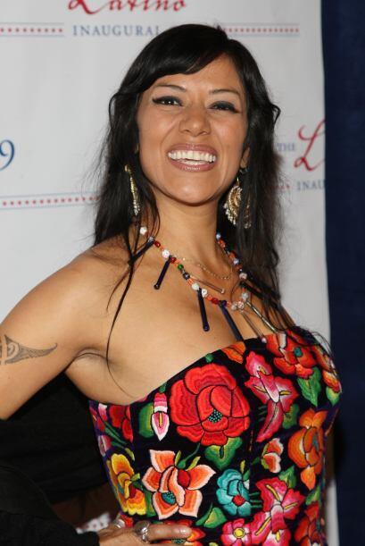 La cantante Lila Downs es un ícono de la cultura hispana en EU. D...