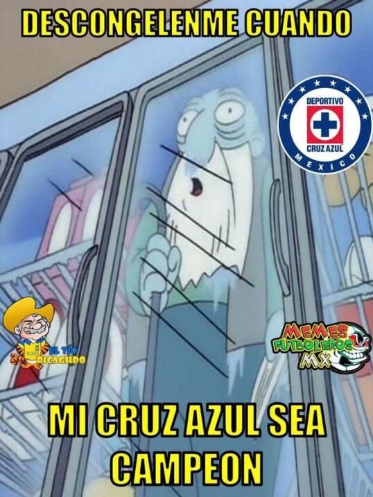 Cruz Azul vuelve a decepcionar