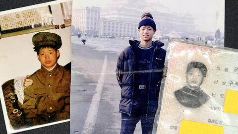 Promo desertores Corea