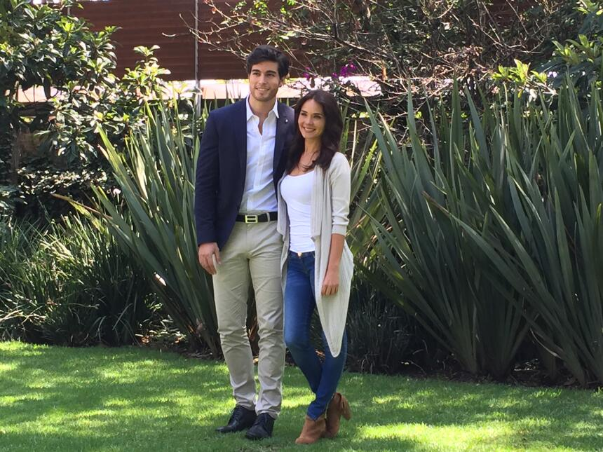 Danilo y Adriana Louvier