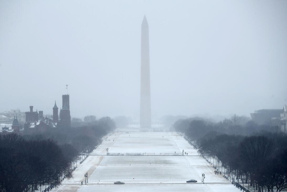 tormenta de nieve jueves
