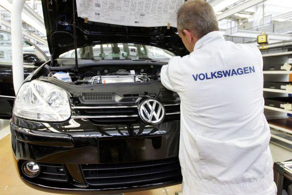VW- El grupo Volkswagen tuvo un incremento del 86.1% en el primer trimes...