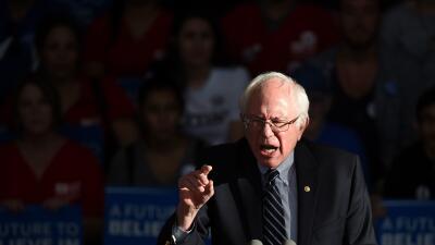 Maribel Hastings: Sanders, piedra en el zapato GettyImages-Sanders-Conce...