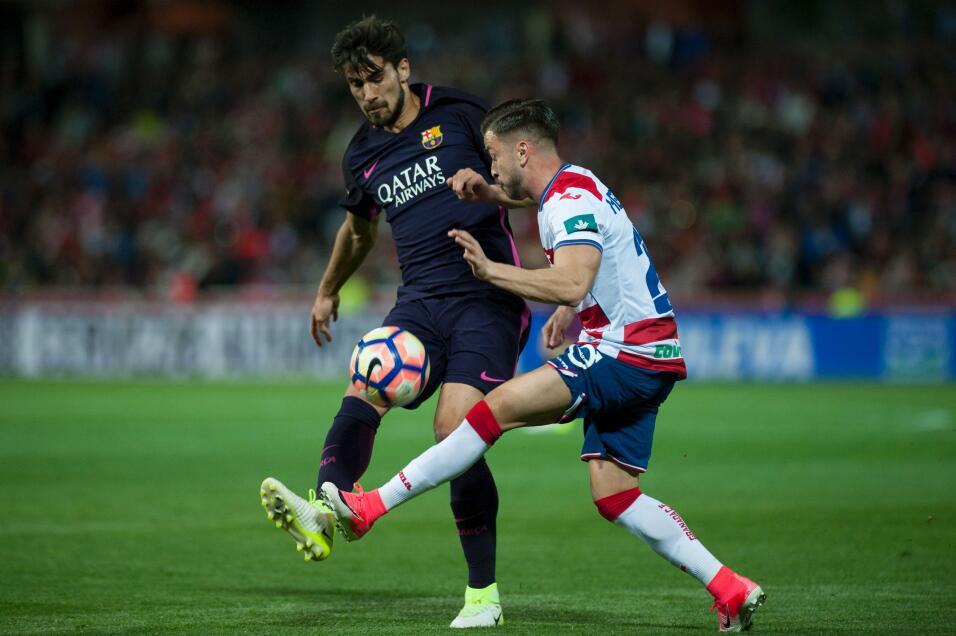 Neymar alcanzó los 100 goles con Barcelona GettyImages-663808008.jpg