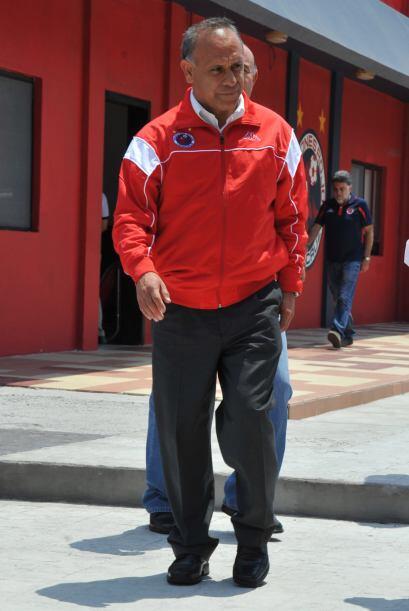 Cristóbal Ortega es una leyenda americanista y como director técnico asc...
