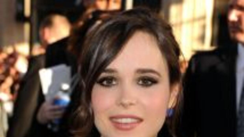 Ellen Page (Actriz).