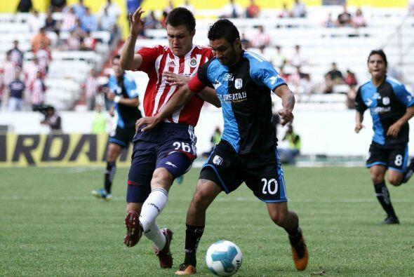Echando un vistazo al pasado las Chivas tienen una deuda pendiente con s...