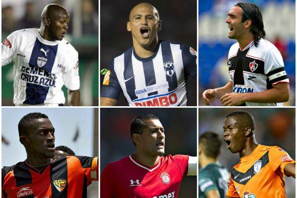 Estos jugadores brillaron o tuvieron actuaciones destacadas con equipos...