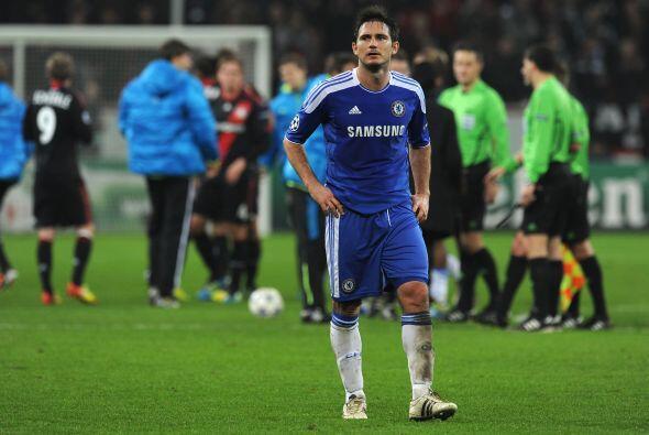 Así, el Chelsea se tendrá que jugar un boleto ante un rival que no tuvo...