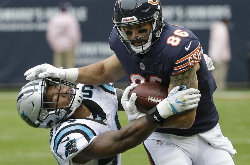El duro accidente de Zach Miller en la NFL que tiene en peligro su piern...