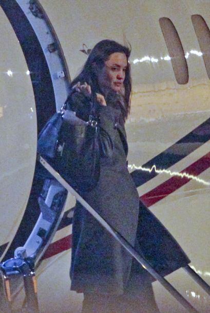 Angelina no para de consentir a su amado y se dice que le hizo un costos...