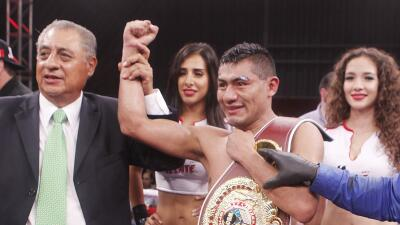 Juárez derrotó a Sánchez (Foto: Zanfer).
