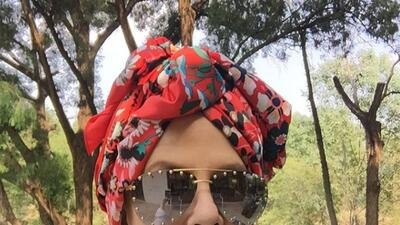Rebecca Jones se fue de vacaciones y reapareció en redes sociales