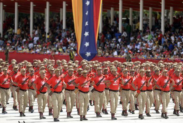 """""""Sólo la revolución garantiza la independencia y la patria..."""