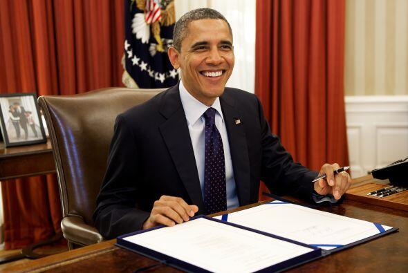 """Barack Obama: """"Pensar que somos una sola firma lejos de poner fin a la g..."""