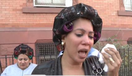 Pilar Peña quedó perpleja al conocer que su casa se quemó.