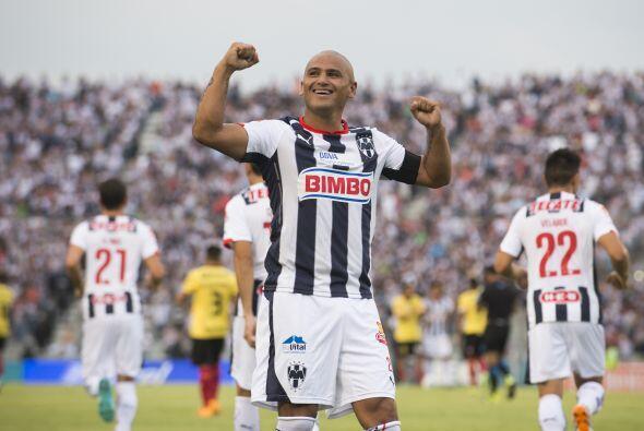 La dependencia de gol de los Rayados con el colombiano Dorlan Pab&oacute...