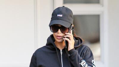 La cinturita de Kim Kardashian está de infarto