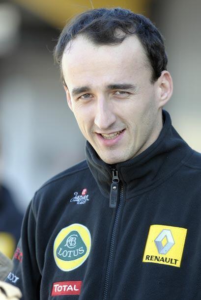Por ahora, Kubica pasará por lo menos una semana internado en cuidados i...