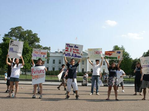 2010 | Un grupo de jóvenes indocumentados de Massachusetts y Nuev...