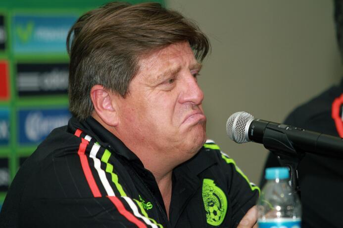 Miguel Herrera, se Héroe a villano