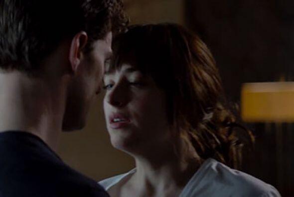 Dakota Johnson y Jamie Dornan son los actores que protagonistan esta pel...