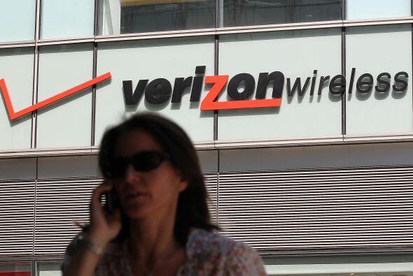 VERIZON  '  Situación: La operadora de telefonía tuvo un beneficio neto...