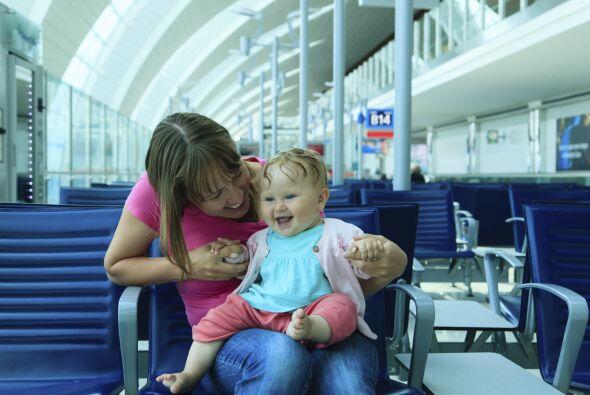 Ve preparada y no dependas de la compañía aérea o de buses.