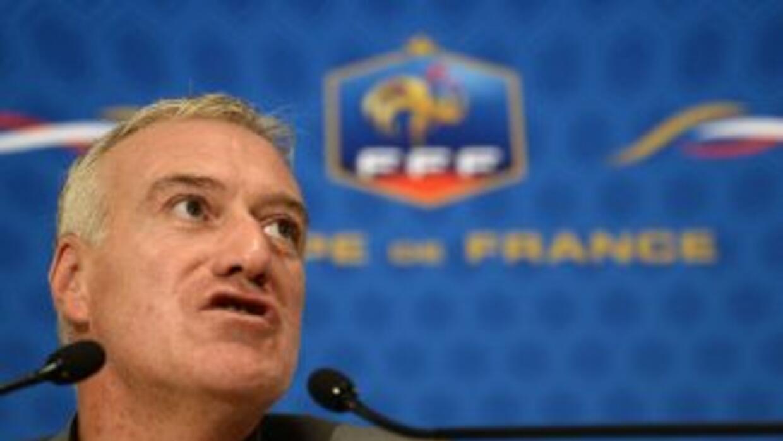 Deschamps entregó la lista de 'Les Bleus' para encarar el repechaje euro...
