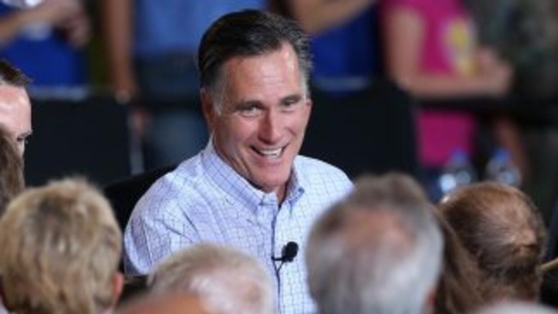 Las apuestas mediáticas indican que Mitt Romney elegirá a un compañero p...