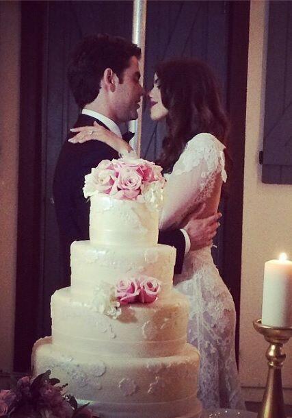 ¡Porfin! ¡Vanessa y Jorge ya son esposos!