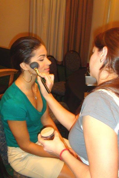 Por eso es importante que cada una use el maquillaje que le va mejor.