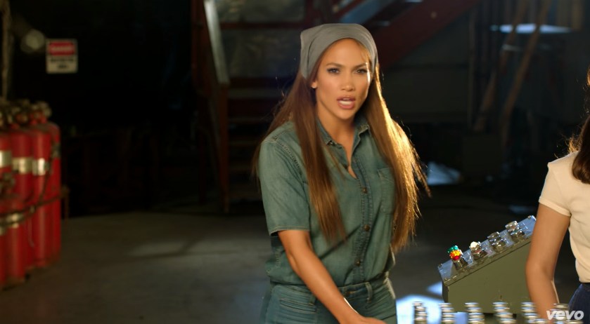 Jennifer Lopez- Ain't Your Mama