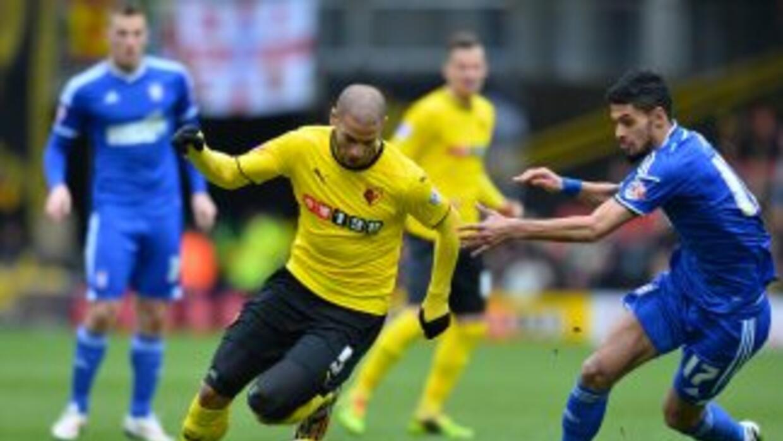 Watford cayó ante Ipswich Town