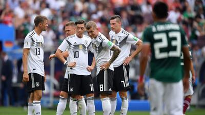México le arrebató a Alemania un invicto de ocho partidos durante ocho años en Mundiales