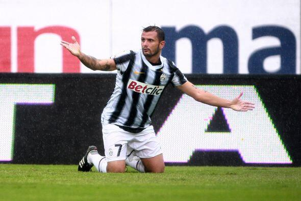 Pero la Juventus buscaba los tres puntos para mantenerse como líder.