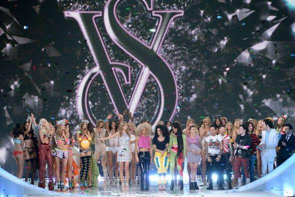 El desfile de Victoria's Secret es uno de los eventos más esperados por...