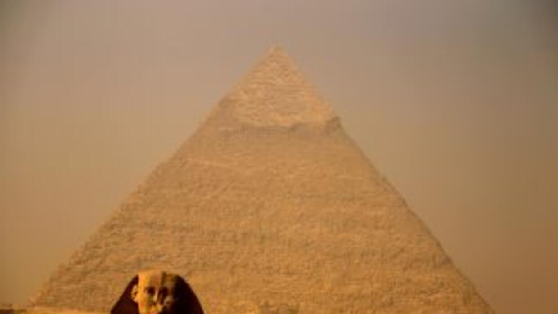 Unatumbafaraónica de un gobernante regional de Egipto, identificado co...