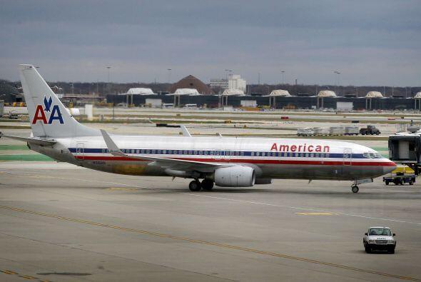 La aerolínea -cuyo presidente ejecutivo renunciante Gerard Arpey será re...