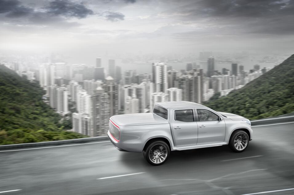 Mercedes-Benz apuesta fuerte en todo el mundo con la Clase X, pero funda...