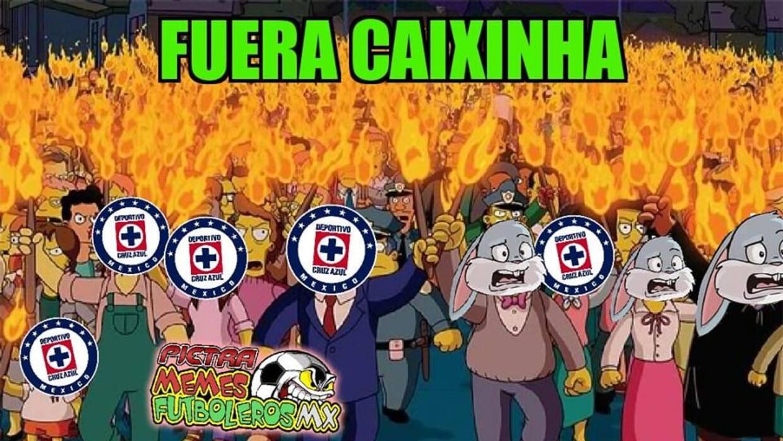 América, Chivas y Cruz Azul protagonizan los mejores memes de la...
